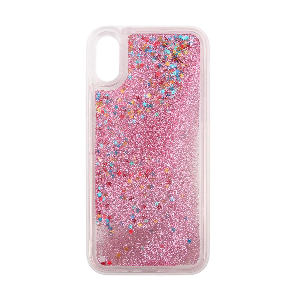 New arrival 3 in 1 bling glitter shining phone cases for iphone 8,for iphone 8 shiny case luxury