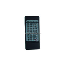 hot sales solar universal remote control for tv/sat/vtr/ld good quality