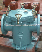 Marine Sea Water Strainer JIS F7121