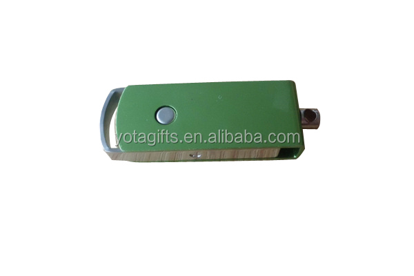 Print Your Logo on Metal USB Flash Drive with Metal Key USB Design