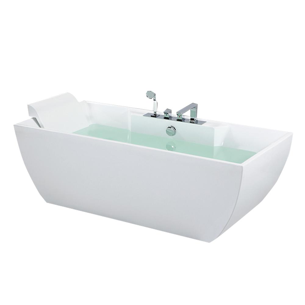 Hs-b550 New Bath Tub Price,Soaking Bathtub,Fibreglass Bathtubs - Buy ...