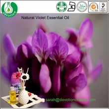 Pure and Natural Violet Essential Oil