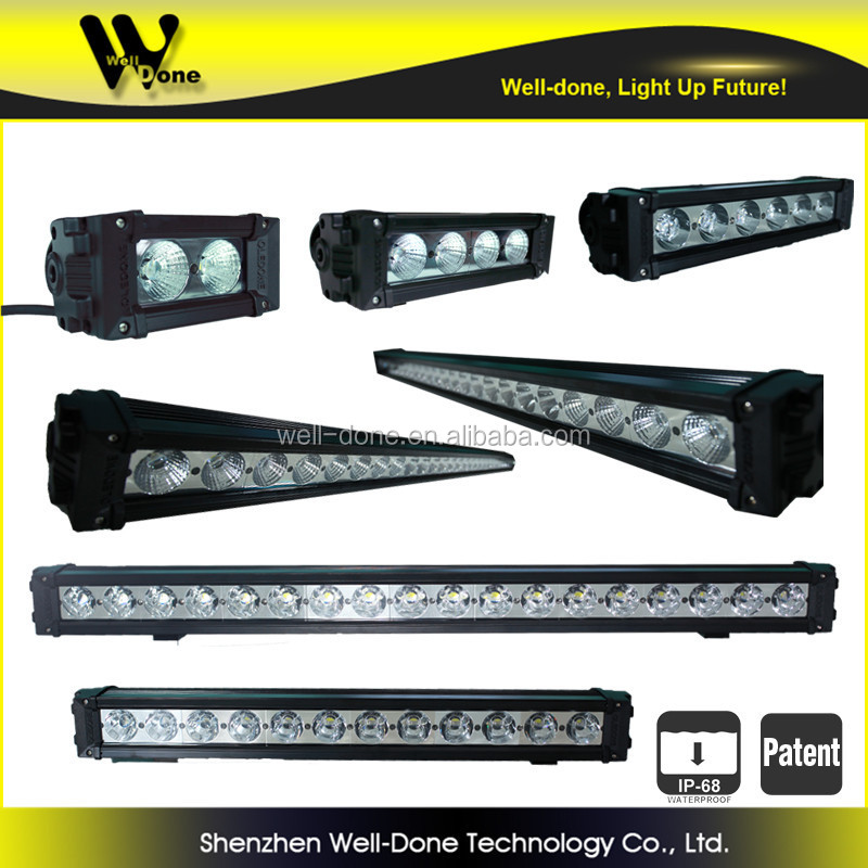 off road led light 120w ip68 WD-12V10