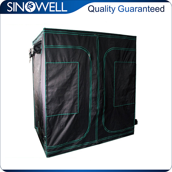 95 highly reflective fabric 600d mylar indoor hydroponic for Indoor gardening reflective material