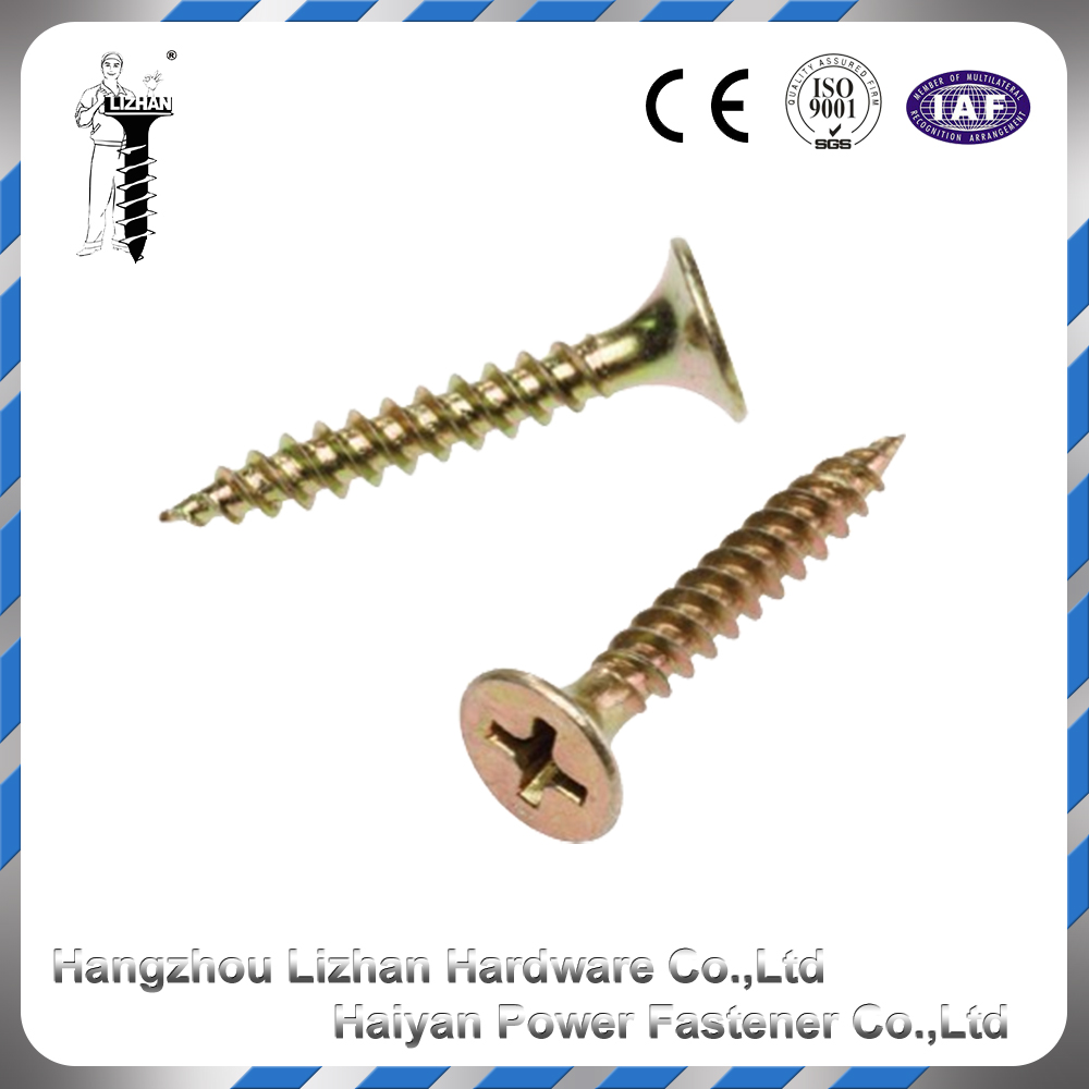 High performace zinc plating captive screw accessories