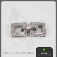 European 925 Sterling Silver AAA Cubic