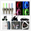 Colorful Bicycle / Motorcycle / Mountain Bicycle Tyre Light Motorcycle Spoke Light Wheels LED Light Wheel Lighting for Wheels