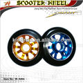 high end pro scooter wheel,extreme scooter wheel