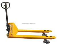 high quality hand pallet truck trolley warehouse car wheels and rims