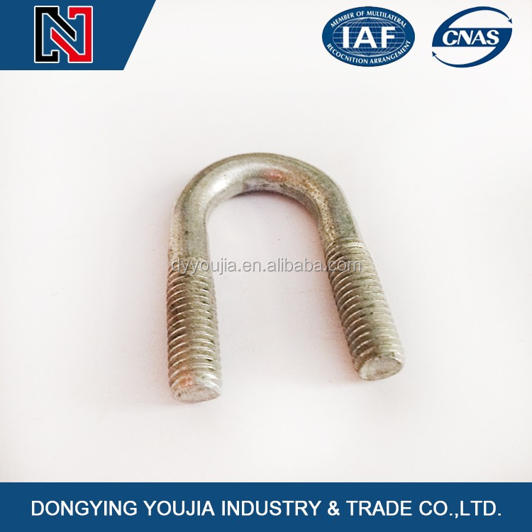 high tensile carbon steel U bolts