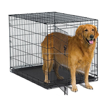 2018 hot sale Popular pet products pet cage dog crates with wheels