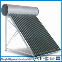 Newest non-pressure solar water heater price in india Customized Low Pressure Rooftop Compact Home Using Solar Water Heater