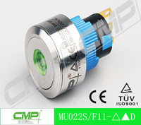 CMP 22mm Diameter 1NO 1NC Pushbutton Switch,Momentary Action Switches