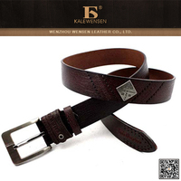 Fashion chastity rhinestone and decorate for ladies leather belt
