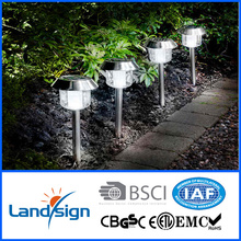 2015 cixi landsign hot sale garden solar light,low voltage floor lamp /xltd-300solar energy product