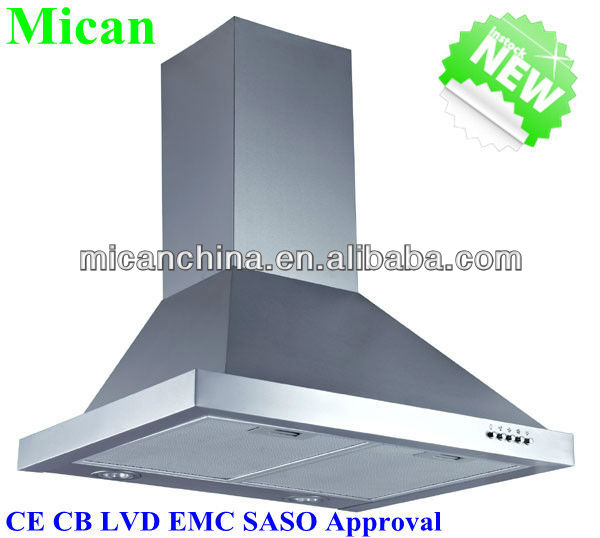 NEW! electric range hood/Wall mounting european cooker hood