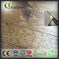 NO ANTI-DUMPING RATE HDF click 2 layers core with lacquer on the back engineered HDF core timber wood flooring