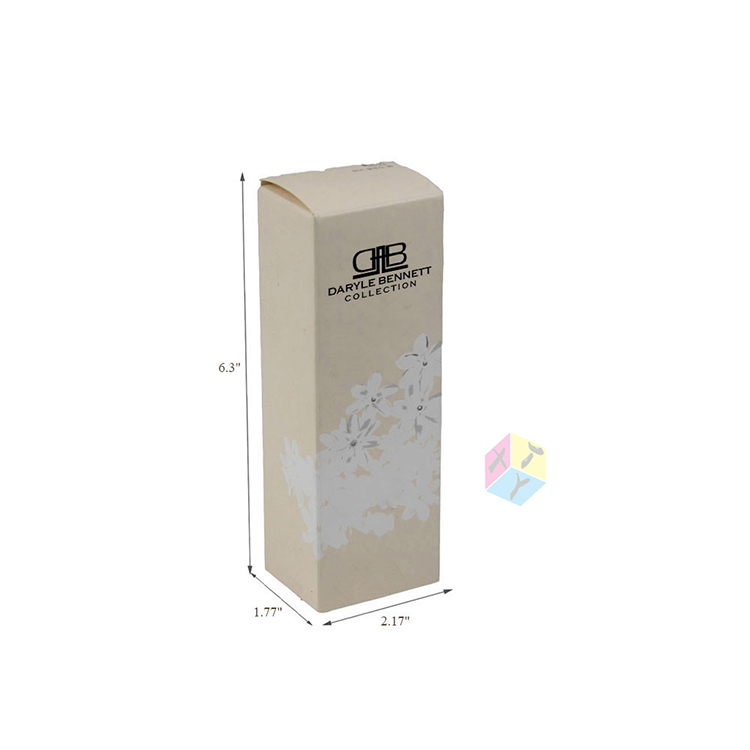 cosmetic beauty product packaging painting box