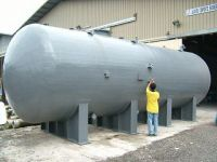 Fibreglass Storage Tanks for water