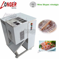 High Quality Cooked Meat Cutting Machine Chicken Meat Cutter
