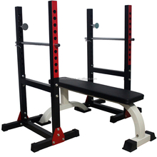 body fit home gym machines flat bench press