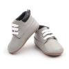 Unisex Toddler Baby Boys Girls Boots Leather Soft Sole Prewalker Shoes Casual Kids Sneakers