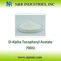 Trade assurance d alpha tocopheryl acetate 700IU powder