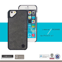 OEM Factory Wholesale Hardshell PC full covered original marble phone case bumper for iPhone 6 6s