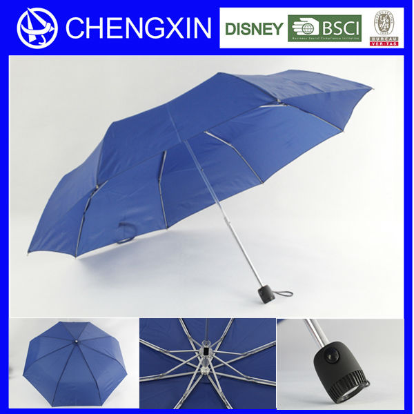 led umbrella with light handle