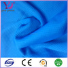 Polyester spandex moisture wicking mesh fabric