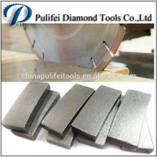 China Segment Manufacturer Sandwich Diamond Segment For Granite Marble Stone Block Cutting Multi Blade Diamond Segment