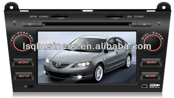 Car stereo/radio fm/smart TV/car mp4 player for 2006-2010 MAZDA 3,ST-7935
