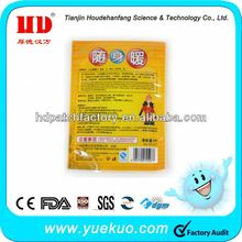 2013 high quality warm pad Best patch manufacturer! hand warmer hot pack