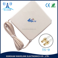 Factory Price High Gain External 3G Modem Antenna With TS9 /CRC9 Connector