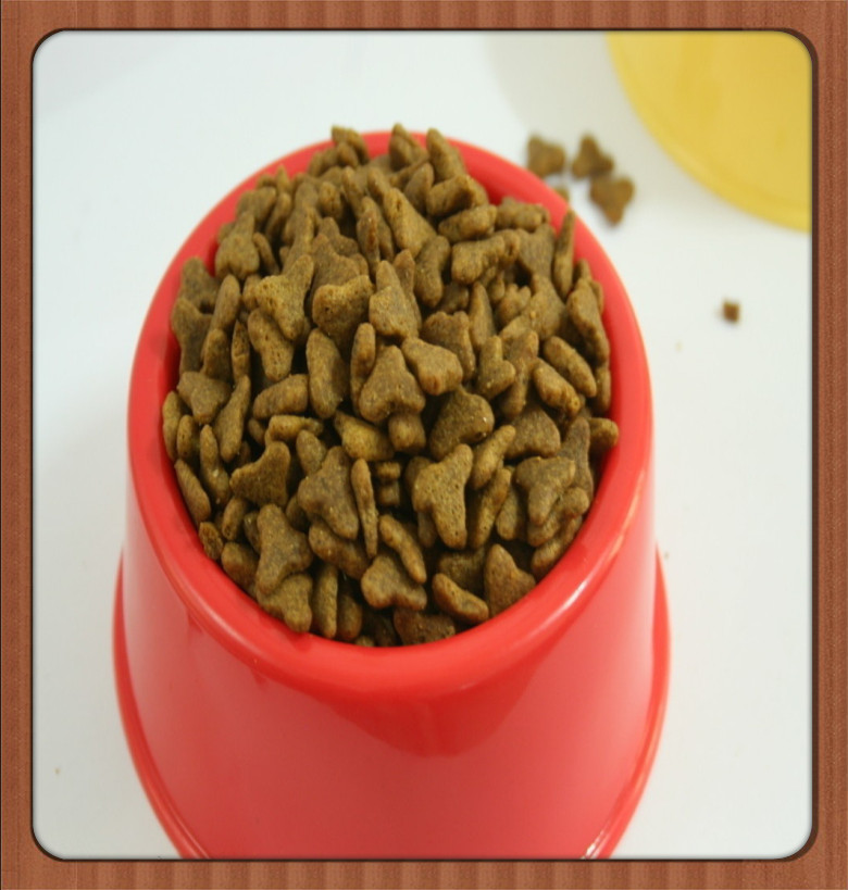 100% natural material beef or salmon dog food/pet snack