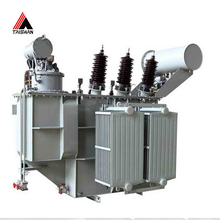 China famous brand HV power usage oil immersed transformer