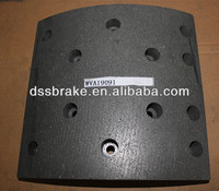 None-asbestos brake roll lining for truck 19091