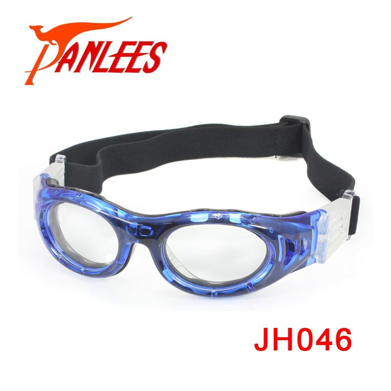 Panlees kids foldable basketball glasses outdo sports football Eyeglasses Goggles from guangzhou wholesale