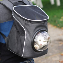 2017 For dog cat pets animals carry bag fashion cat carrier capsule backpacks