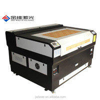 Fast speed 2mm stainless steel co2 laser cutting machine/stainless steel tags laser engraving machine