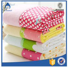 Bamboo Receiving Soft Baby Swaddle ,47*47 Size Newborn Baby Blanket