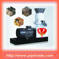 mini granule /small wood pellet machine line