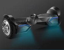 8-inch manufacturers from the balance of the new two-wheeled smart balance car two-wheel electric twisting car thinking car body