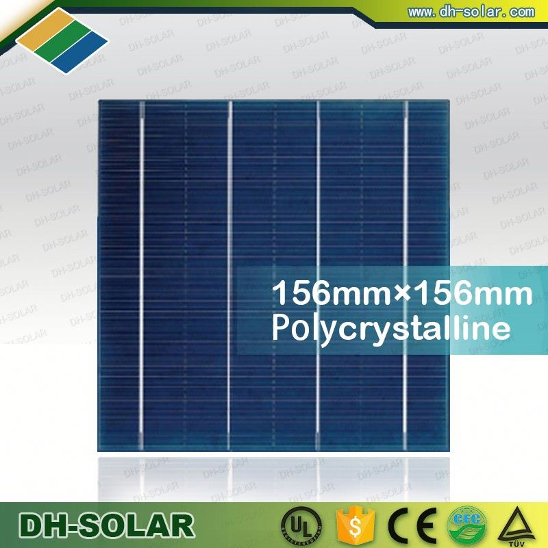 Wholesale price polycrystalline silicon solar cell/250w solar poly solar panel