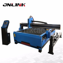 Discount price cnc plasma cutter machine for carbon steel stainless steel iron plasma torch