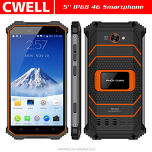 2018 PHONEMAX ROCKY 2 New Product 4G LTE Rugged Smartphone 5 Inch IP68 Android 7.0 2GB 16GB rugged bar phone