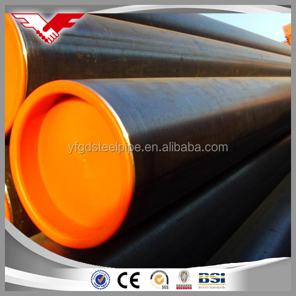 High quality with good price oil steel black pipe/steel pipeline
