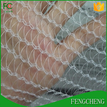 agriculture clear Thailand hail protection mesh,apple trees cover pe plastic woven hail net