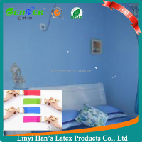 Harmless Colorful Wall Paint Acrylic latex paint colorful building exterior and interior paint