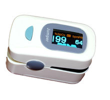 New FDA CE marked fingertip pulse oximeter, oximeter pulse, Oximetro del pulso SPO2 monitor